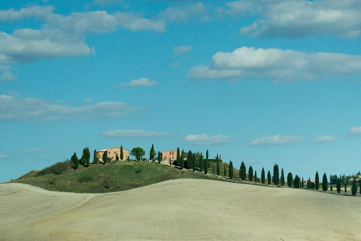tuscany land